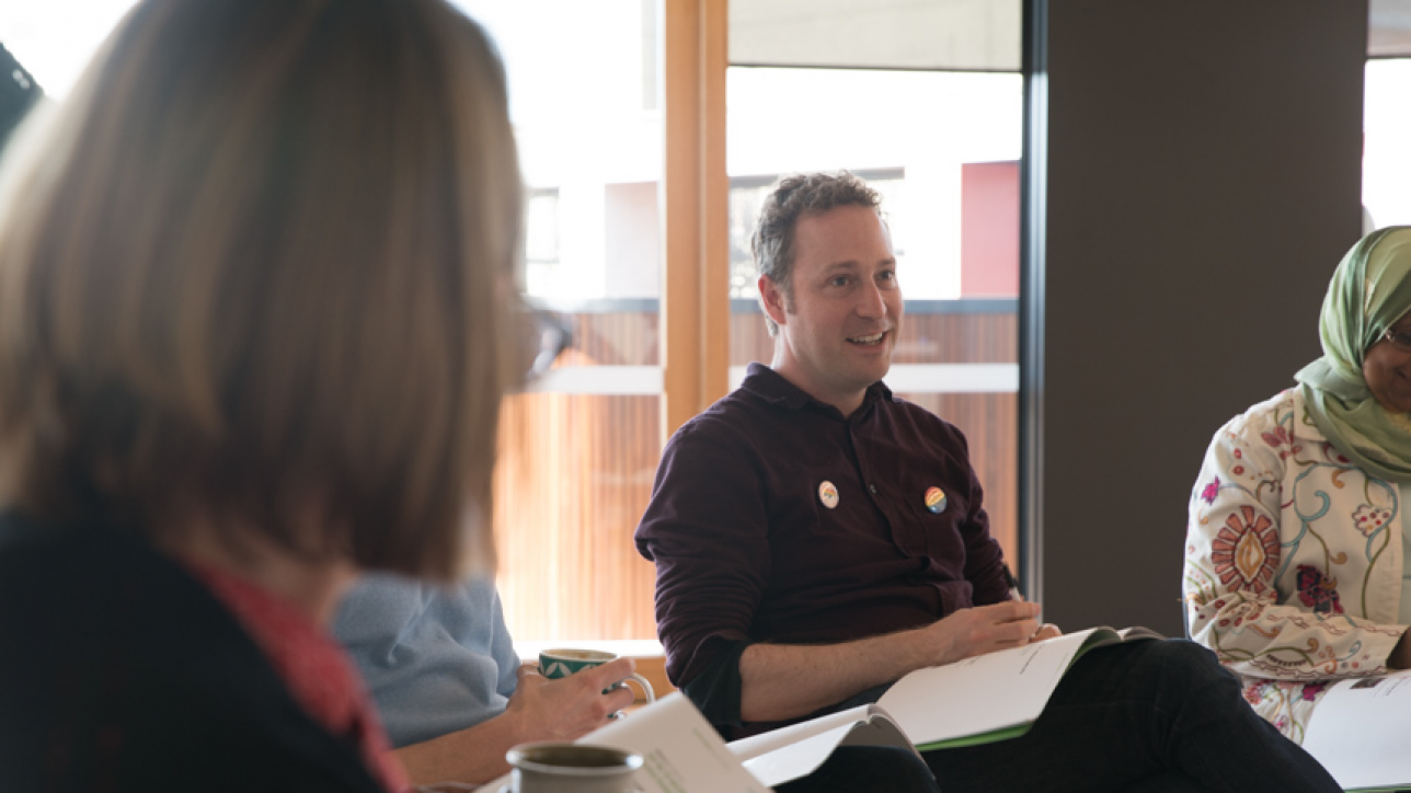 """""""I have used the insights in all facets of my life; as a facilitator, group member, leader, life partner, brother, and more recently as a Local Councillor within a political party."""" - Mike McEvoy"""