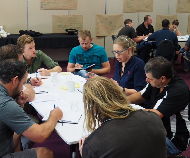 In March and June 2018, Polykala helped deliver the inaugural 'For Our Future' Forestry Industry Leadership Program for folks in the Forestry industry in Australia.